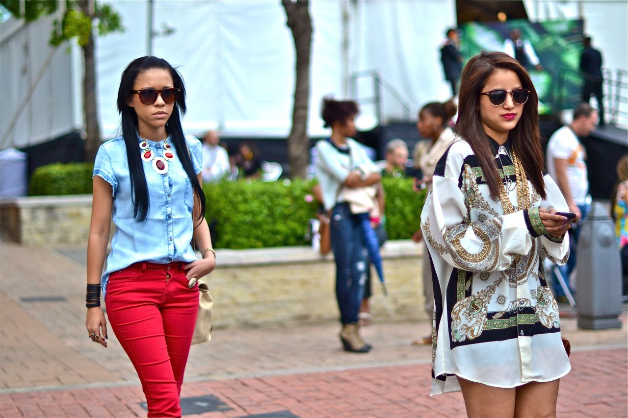 MERCEDES BENZ FASHION WEEK AFRICA Location: Melrose Arch, South Africa. Photographed by: The Expressionist  Like on Facebook: The Expressionist Follow on Twitter: The Expressionist