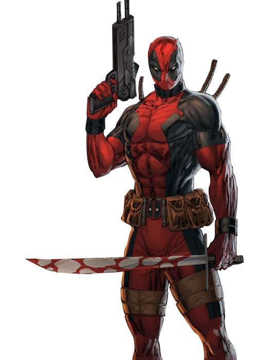 men-of-mayhem:  Deadpool