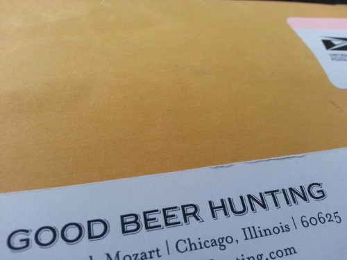 0211:  Just received mail from @goodbeerhunting Lovely: The first two editions of Mash/Tun thx @mkiser #beer #bier