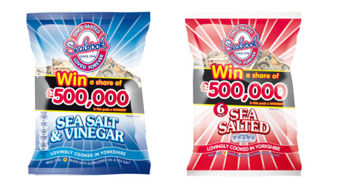 Seabrooks Crisps runs its biggest ever promotion