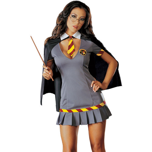 50 Weirdest Sexy Halloween Movie Costumes This one is a 'Wizard Wanda' costume, apparently. We don't suppose it reminds you of anything else, does it?