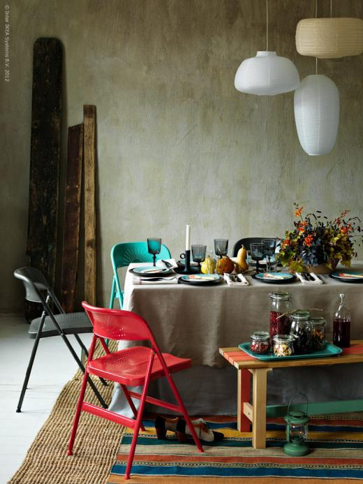 Photo by Roland Persson and styling by Camilla Krishnaswamy for Ikea Livet Hemma.