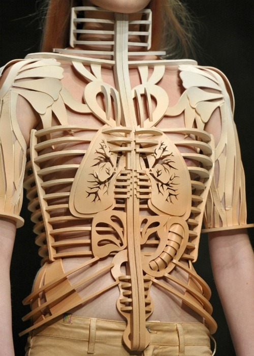 sexymonstersupercreep:  anatomical attire  not illustration but CLOSE ENOUGH