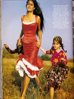 sydimian:  Another Vogue Gypsy Shoot