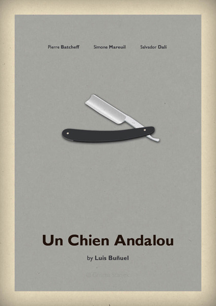 Un Chien Andalou (An Andalusian Dog) by Grischa Stanjek