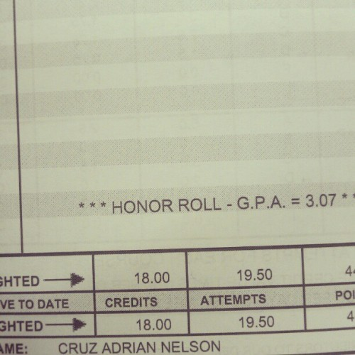 Honor roll #good #grades #honorroll
