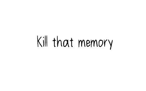 majinbo0o0o:  KILL THAT MEMORY!!!!