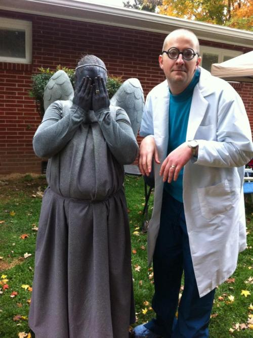 Prof. Farnsworth Costumehttp://scificity.tumblr.com
