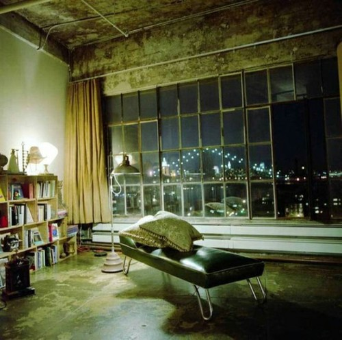 (via Home Decor / Newyork city lofts)