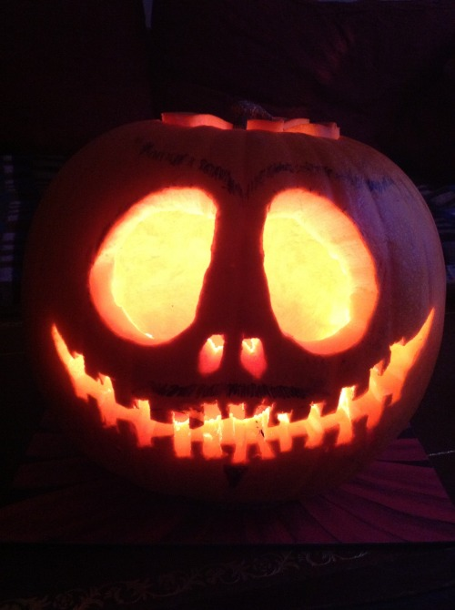 Halloween Pumpkin finished :D