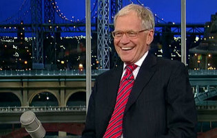 Letterman and Fallon Tape Audience-Free Shows, Kill It Hurricane Sandy forced many New York-based shows to cancel tapings Monday, but it didn't stop David Letterman or Jimmy Fallon, who went on with their shows despite having no audiences.