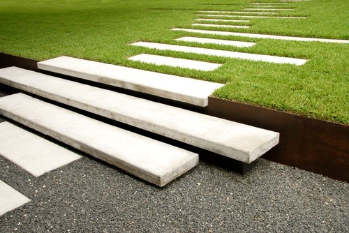 steps + pavers ~ d-crain design and construction via: larameeee: