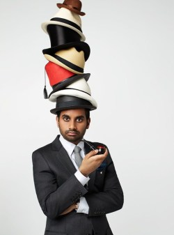 He's a Follower of Fashion: @AzizAnsari and his many hats #menswear