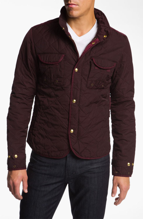 Scotch & Soda Diamond Quilted Jacket Just bought this online from nordstrom.