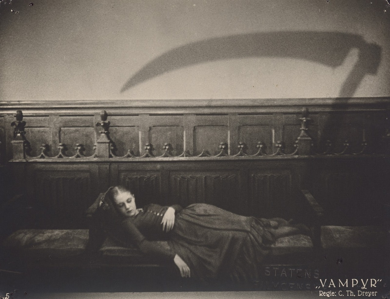 Carl Th. Dreyer. Vampyr (1932) (via The Criterion Collection)