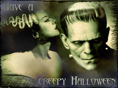 Have a creepy halloween everyone! Trick or treat? ;)