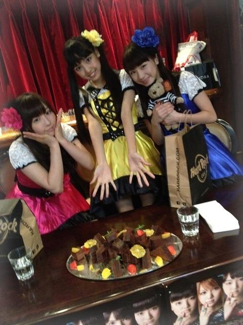 sazaeallstars:  道重さゆみ(モーニング娘。) 公式ブログ/握手会! - GREE
