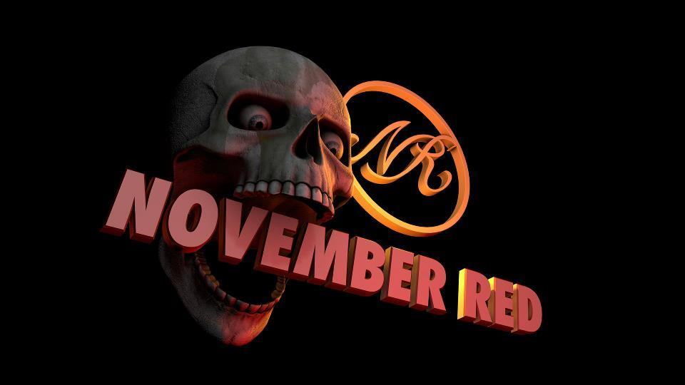 HAPPY HALLOWEEN FROM NOVEMBER RED
