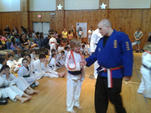 Blue Belt from Ryu Renshi Dan