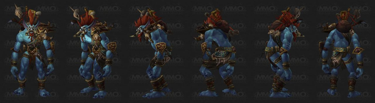 Vol'Jin gets a new model in 5.1!