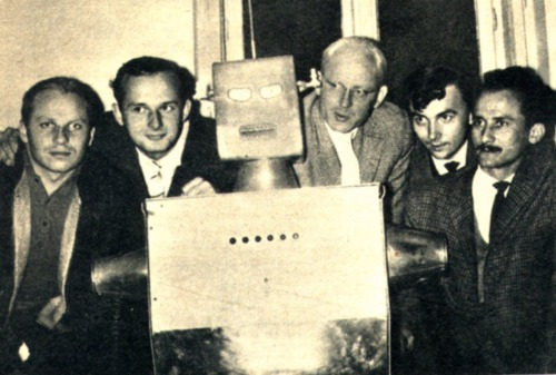 Cybernetics in Chile in the early 1970's….                (via Nineteen Seventy Three • Damn Interesting - Image source)