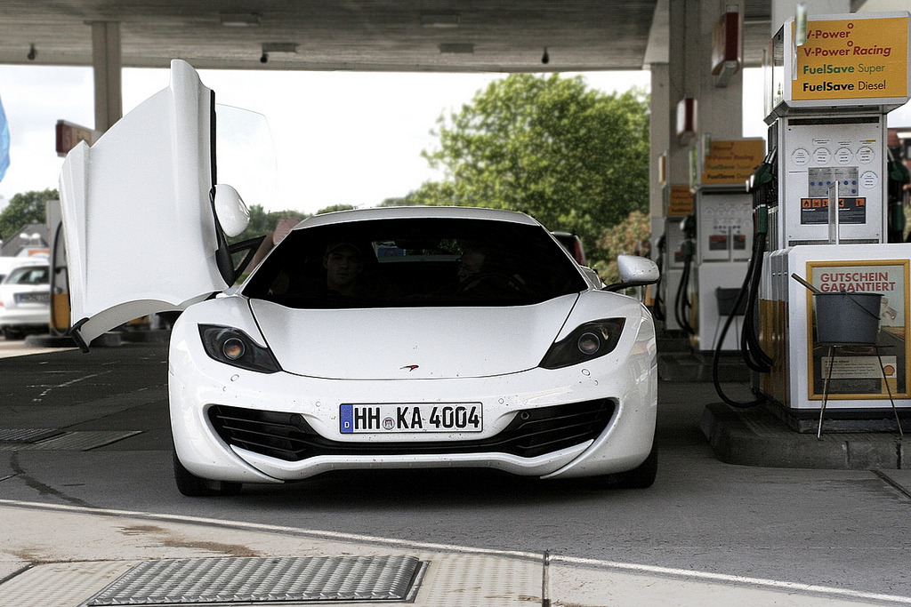 McLaren MP4-12C (by Tim Hoffmann)