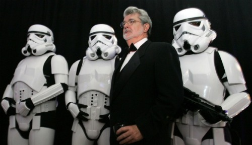 "tiefighters:  Walt Disney Co has agreed to buy filmmaker George Lucas's Lucasfilm Ltd and the ""Star Wars"" franchise for $4.05 billion in cash and stock. (Reuters) Disney said there would be a new series of ""Star Wars"" feature films as part of the deal, with the first movie expected in 2015. Disney Chief Executive Bob Iger, in prepared remarks for analysts, said the plan was to release a new movie in the series every two to three years thereafter. [Full story]  And after so many years, the final nail has been placed in the coffin of Star Wars. Goodnight, sweet prince."