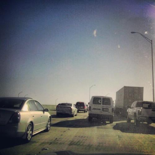 Traffic is balls