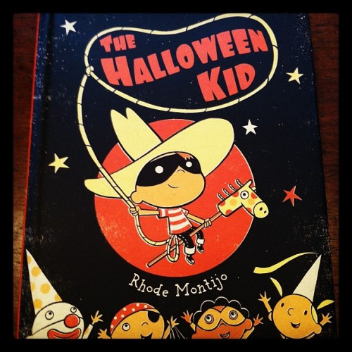 "trickstertrickster:  ""The Halloween Kid"" arrived JUST in time AND is the feature of the day!"