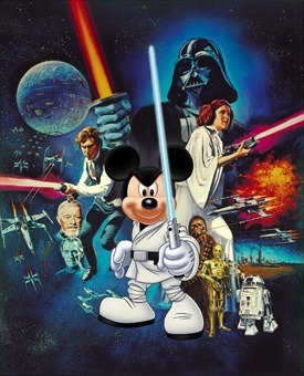 Disney Buys Lucasfilm, Star Wars Episode 7 Coming 2015 The Walt Disney Company has agreed to acquire Lucasfilm Ltd., and has pledged to make Star Wars: Episode 7 in 2015!!! Read More