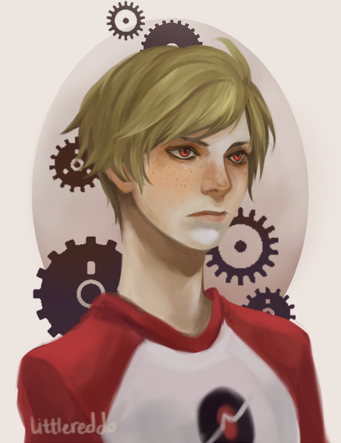 feastings:  littlereddo:  Dave with freckles because feastings.  REDDO IM CRYIGN
