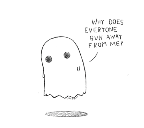 oblyvian:  Ghosts will always have the most feels :-(