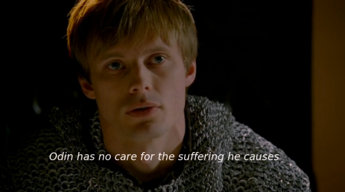 For once I'm glad the Merlin writers have no imagination when naming characters