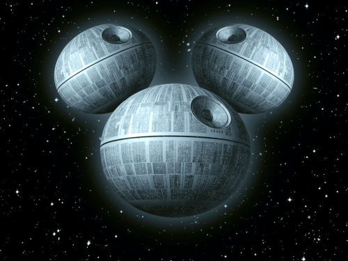 The New Death Star Created by Gonzalo Ordóñez Arias