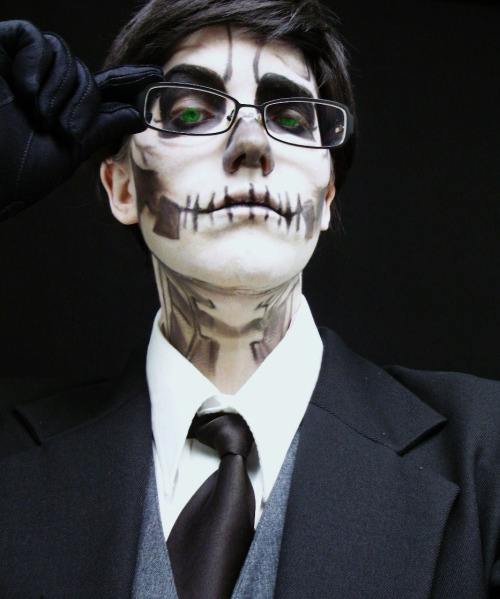 akashinigami:  Skeletons on Parade- William T. Spears by *pervyyaoifancier