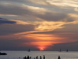Beautiful Boracay Sunset submitted by: outin2dvoid, thanks!