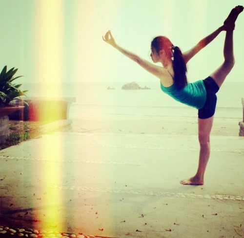 "fuckyeahyoga:  ""If you want to become whole, let yourself be partial.If you want to become straight, let yourself be crooked. If you want to become full, let yourself be empty. If you want to be reborn, let yourself die. If you want to be given everything, give everything up."" via: tumblx.tumblr.com"