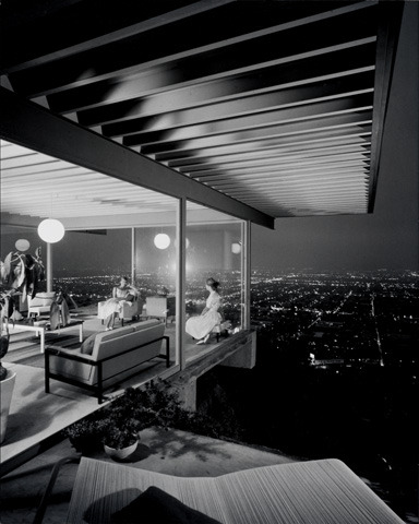 "currently watching 'Visual Acoustics: The Modernism of Julius Shulman' - a documentary celebrating the life and work of Julius Shulman, ""the man with the camera."" directed by Eric Bricker and narrated by Dustin Hoffman. an excellent watch, highly recommended."