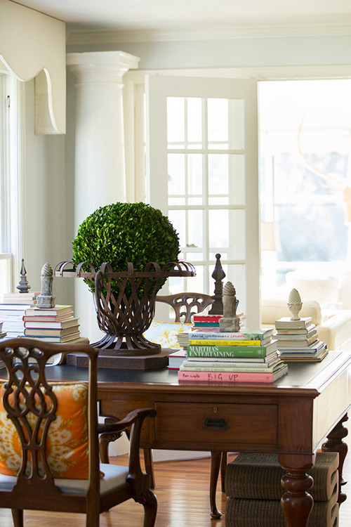 Home of Chris and Dave Plantan, photograph by Vickey Weiss (via Design*Sponge)