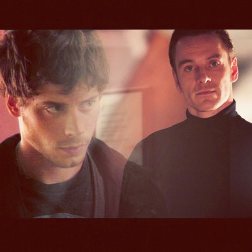 Oliver x Ian (François Arnaud and Michael Fassbender) Crackship. Return to the West Coast.