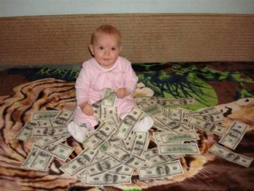 BALLIN!!!!! Click pic for free baby products