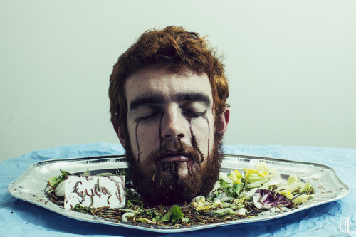 GLUTTONY.  a new series: Seven Deadly Sins   Danny Land Photography - Facebook