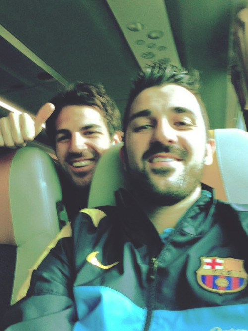 Bigger version. From David's twitter » @Guaje7Villa
