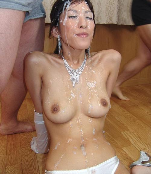 Asians who love cum