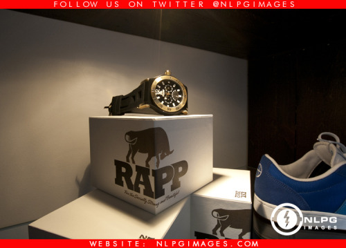 Rapp Black Watch Launch at The Archives in Ft. Lauderdale, FL.