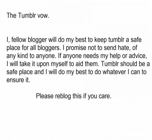inhale-hate—exhale-love:  I'm judging you if you don't reblog