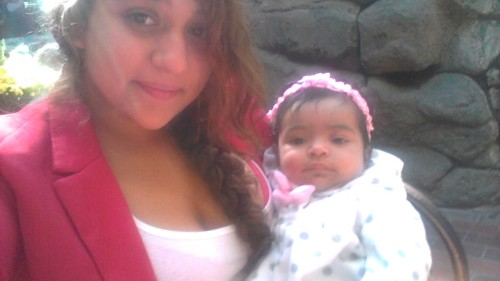 A few days ago , I love my baby cousinx3