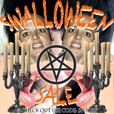 ☹SWALLOWEEN SALE☹ One DAY ONLY 20% your whole order! @ Check out Use Code: SPOOKY  http://shop.liverdiet.us/ Have a fun and safe Halloween :*