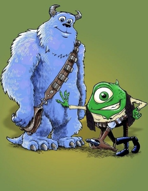sirdeepcookie:  Disney Star Wars