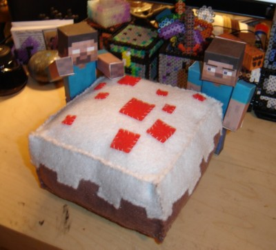 theinfamousdoctorf:  NFS. I just 'felt' like making a cake… har har. ;)